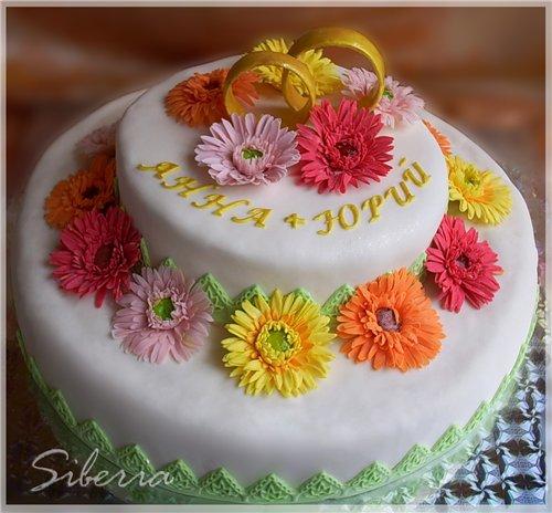 У самовара торты лучшие торты