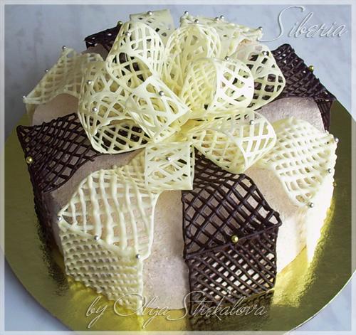Украшение тортов рецепты и фото